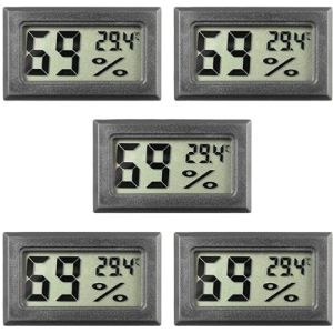 Hynnio Thermometer Humidity Meter