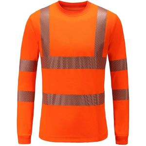 Aykrm Security High Visibility Vest