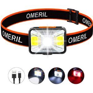 Omeril Led Head Torch Light
