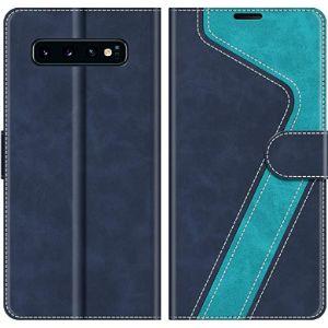 Mobesv S Blue Flip Phone