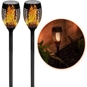Livivo S Solar Led Torch Light
