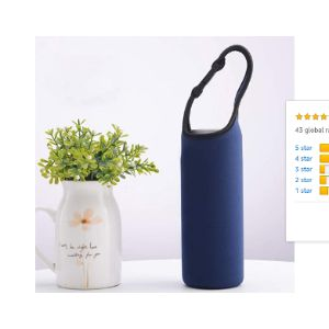 Gaocunh Insulated Water Bottle Sleeve