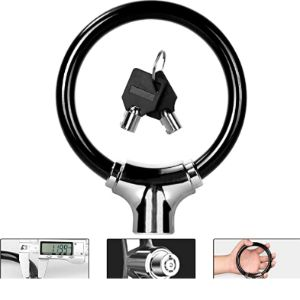 Wotow Key Ring Cable Lock