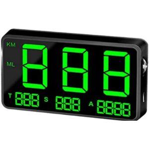 Semoic Gps Speedometer Car