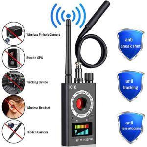 Mobile Phone Bug Detector