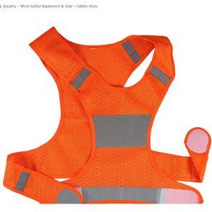 Xinvivion Pattern Safety Vest