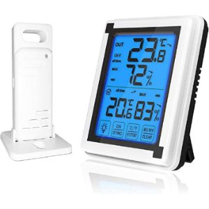 Beaviety Outdoor Led Thermometer