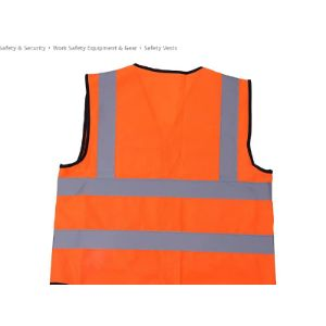 Zetiling Safety Vest Mesh Fabric