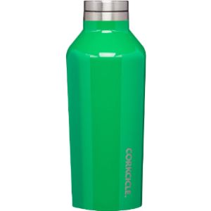Corkcicle Green Canteen Stainless Steel Water Bottle