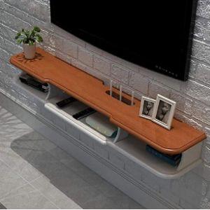 Hongyu-Floating Shelf Remote Control Organizer Mounted Wall