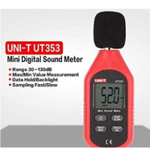 Barry Century Noise Measuring Instrument