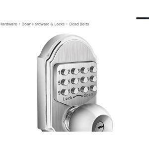Bravex Door Lock