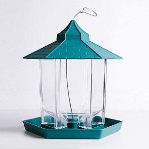 Hbjp Covered Bird Feeding Station