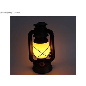 Hhcc Led Antique Lantern