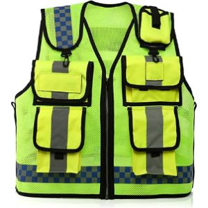 Lygid Ansi Reflective Safety Vest