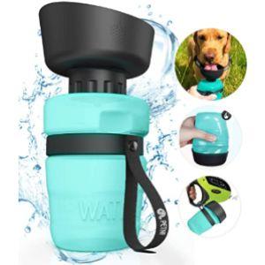 Petnf Pet Travel Water Bottle Bowl