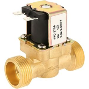 Caredy Voltage Rating Solenoid Valve