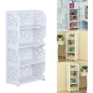 Kingsaid Corner Shelf Modern