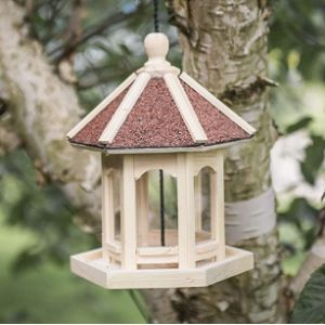 The Garden Gazebo Style Bird Feeder