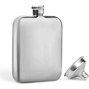 Kwanithink Stainless Steel Flask Funnel