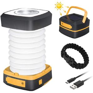 Globalink Solar Rechargeable Led Lantern