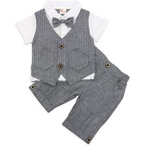 Simplee Kids Baby Romper Boy Short