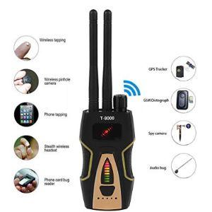 Scanner Bug Detector