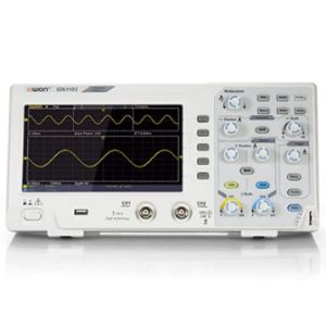 Owon Operation Digital Storage Oscilloscope