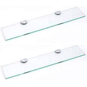 Bsm Marketing Large Glass Shelf