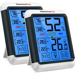 Thermopro Best Home Humidity Meter