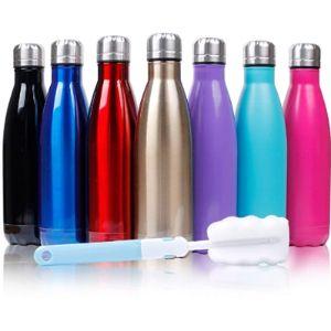 Sfee Leak Proof Stainless Steel Water Bottle