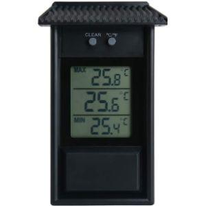 Aozbz Digital Greenhouse Max Min Thermometer