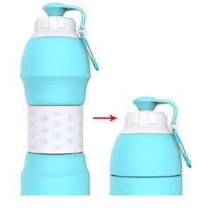 Hpadr Collapsible Water Bottle Without Bpa