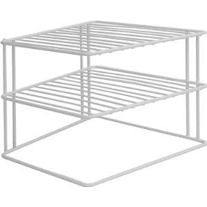 Visit The Maison White Store Corner Plate Shelf
