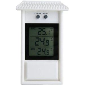 Tioodre Digital Greenhouse Max Min Thermometer