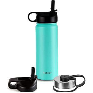 Suntq Health Stainless Steel Water Bottle