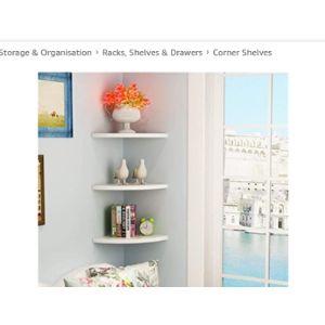 Mdd Corner Ledge Shelf