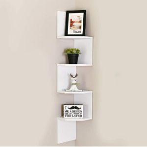 Welland Zig Zag Corner Shelf
