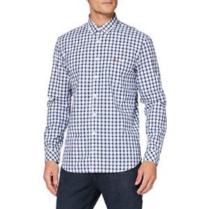 Joules Herringbone Pattern Shirt