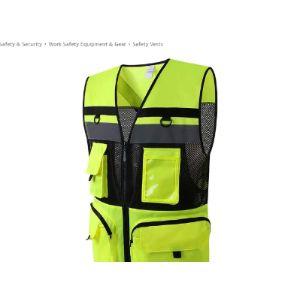 Lhome Safety Vest Color