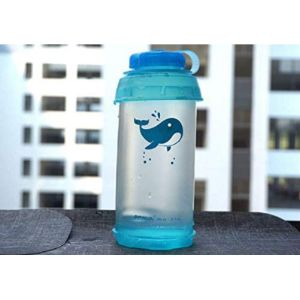 Sureh Wide Mouth Collapsible Water Bottle