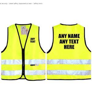 Visit The Unigift Store Heavy Duty Safety Vest