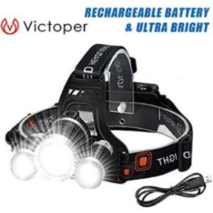 Victoper Camping Headlight