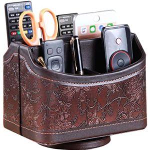 Yapishi Tv Remote Control Storage Box