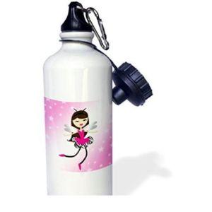 Cukudy Zebra Stainless Steel Water Bottle