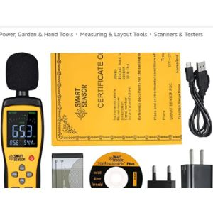 Yrfs Volume Measuring Instrument