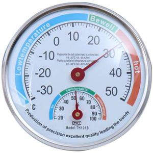 Per Trading Wall Humidity Meter
