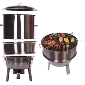 Gyj Outdoor Rotisserie Oven