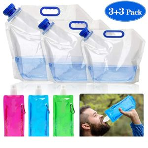 Santoo Collapsible Water Bottle Carrier
