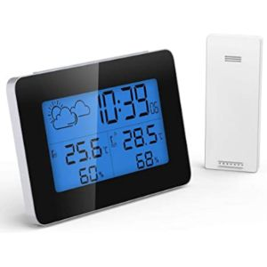 Globalink Indoor Large Display Outdoor Thermometer